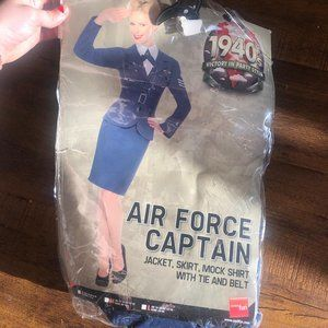 1940s Air Force Flight vintage ww2 Costume